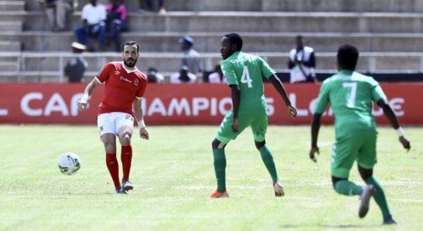 أهداف مباراة الأهلي وبلاتينيوم بدوري أبطال أفريقيا