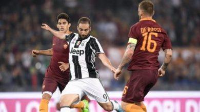Photo of مشاهدة مباراة يوفنتوس ضد روما بث مباشر 22-01-2020