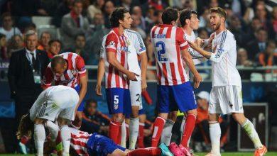 صورة نتيجة وأهداف مباراة ريال مدريد ضد أتليتكو مدريد
