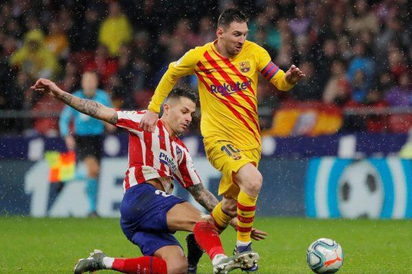 «كورة لايف NOW» مشاهدة مباراة برشلونة ضد أتلتيكو مدريد بث مباشر YALLA SHOOT كورة لايف رابط برشلونة II7SRY جول PLUS NOW
