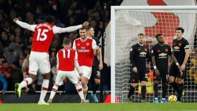 صورة ملخص ونتيجة مباراة بورنموث ضد أرسنال في كأس الاتحاد الانجليزي