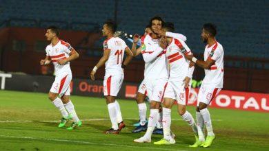 صورة ترتيب مجموعة الزمالك في دوري أبطال أفريقيا بعد الجولة السادسة