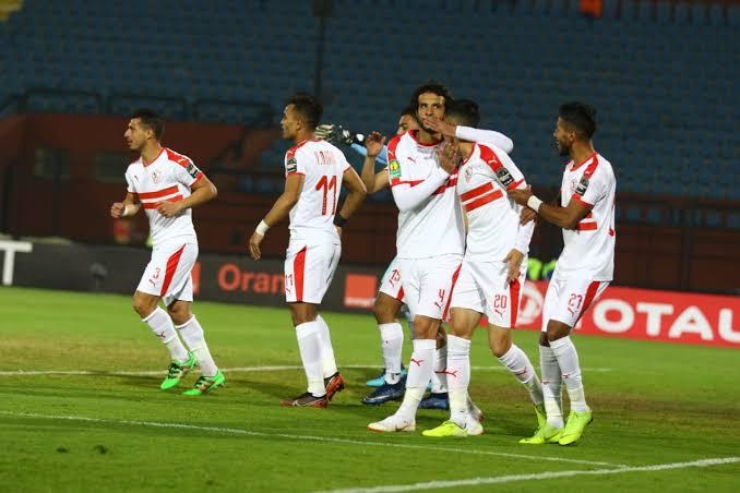 ترتيب مجموعة الزمالك في دوري أبطال أفريقيا بعد الجولة السادسة