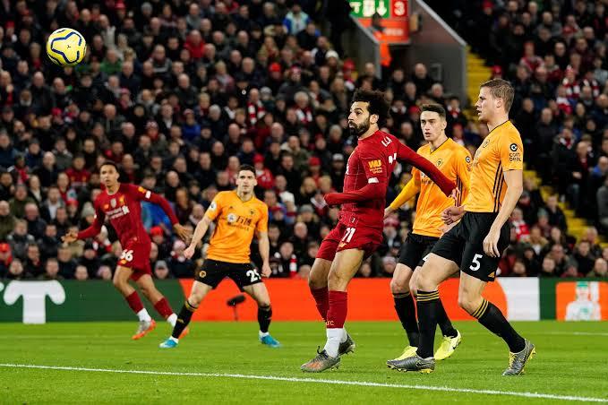 رابط ايجي ناو بث مباشر لمباراة ليفربول ضد وولفرهامبتون 23-01-2020