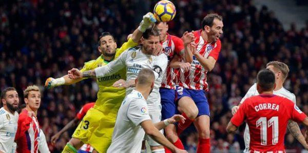 مشاهدة مباراة ريال مدريد ضد اتلتيكو مدريد بث مباشر 12-01-2020
