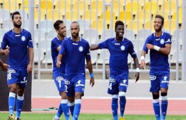 مباراة نادي مصر ضد سموحة