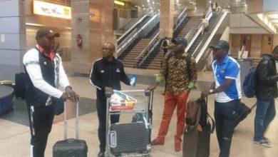 Photo of الزمالك ضد مازيمبي .. وصول بعثة الفريق الكونغولي