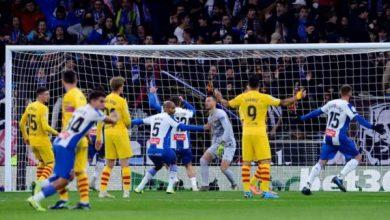 Photo of نتيجة وأهداف مباراة برشلونة ضد اسبانيول في الدوري الاسباني