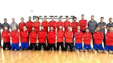صورة بعثة منتخب مصر لكرة اليد تتجه إلى تونس اليوم