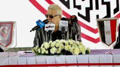 صورة مرتضى منصور يتساءل عن مدى شرعية اللجنة الخماسية