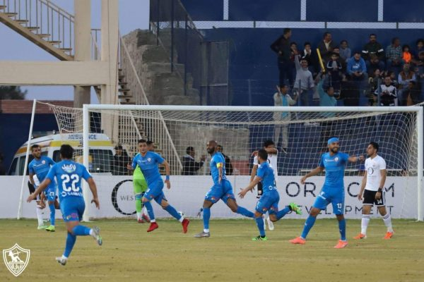 مشاهدة مباراة الزمالك ضد مازيمبي بث مباشر 24-01-2020