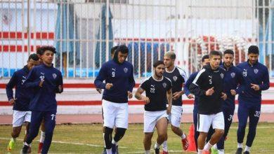 Photo of مران الزمالك.. كارتيرون يحاضر اللاعبين وتدريبات خاصة بالحراس