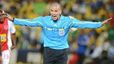 صورة تعرف علي حكم مباراة الأهلي ضد النجم الساحلي في أفريقيا
