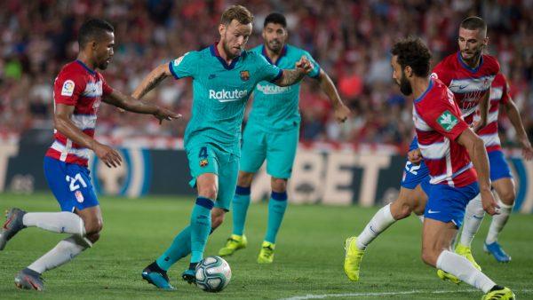 ملخص ونتيجة مباراة برشلونة ضد فالنسيا في الدوري الاسباني