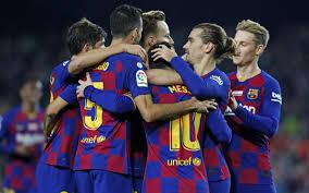 Photo of ملخص ونتيجة مباراة برشلونة ضد إيبار في بطولة الدوري الإسباني