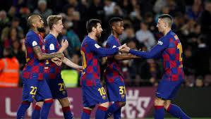 مشاهدة مباراة برشلونة ضد إيبار بث مباشر 22-02-2020