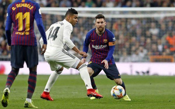موعد مباراة ريال مدريد ضد برشلونة والقنوات الناقلة
