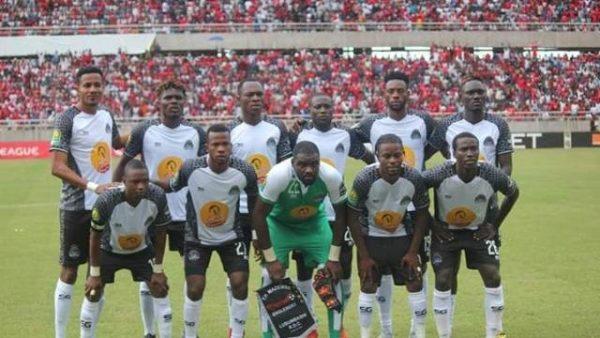 مشاهدة مباراة مازيمبي ضد الرجاء البيضاوي بث مباشر 28-02-2020