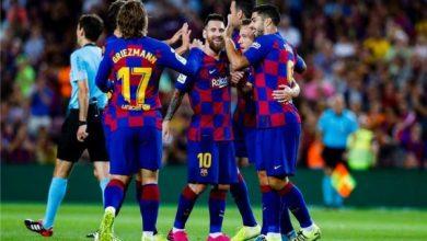 Photo of رابط ايجي ناو بث مباشر لمباراة برشلونة ونابولي 08-08-2020