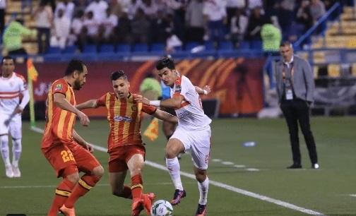 رابط ايجي ناو بث مباشر لمباراة ريال الزمالك والترجي 28-02-2020