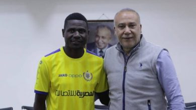 """Photo of رسميآ الأوغندي """"كادو"""" لاعبآ في صفوف الإسماعيلي"""