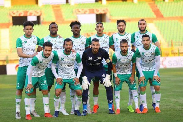 الأهلي ضد المصري.. 20 لاعبا في معسكر المصري بالإسكندرية