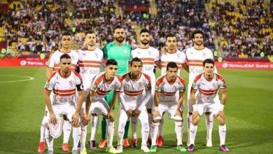 Photo of تعرف علي قائمة الزمالك لمواجهة الأهلي في الدوري المصري
