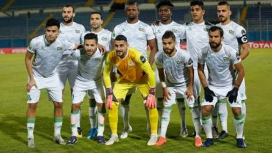 Photo of المصري يرتدي الزي الأخضر في مباراة الغد