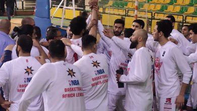 صورة سلة الزمالك تستعيد الأنتصارات بالفوز على الجزيرة بدوري السوبر
