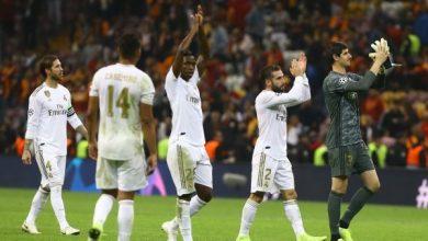 Photo of موعد مباراة ريال مدريد المقبلة في الدوري الأسباني