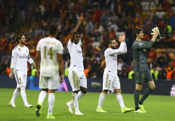 موعد مباراة ريال مدريد المقبلة في الدوري الأسباني