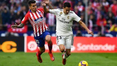 رابط ايجي ناو بث مباشر لمباراة ريال مدريد ضد أتلتيكو مدريد 01-02-2020