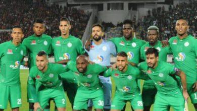 Photo of قائمة الرجاء المغربي ضد الإسماعيلي في كأس محمد السادس