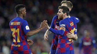 Photo of ملخص ونتيجة مباراة برشلونة ضد ليفانتي في الدوري الاسباني