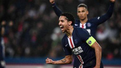 صورة نتيجة وأهداف مباراة باريس سان جيرمان ضد ديجون في الدوري الفرنسي
