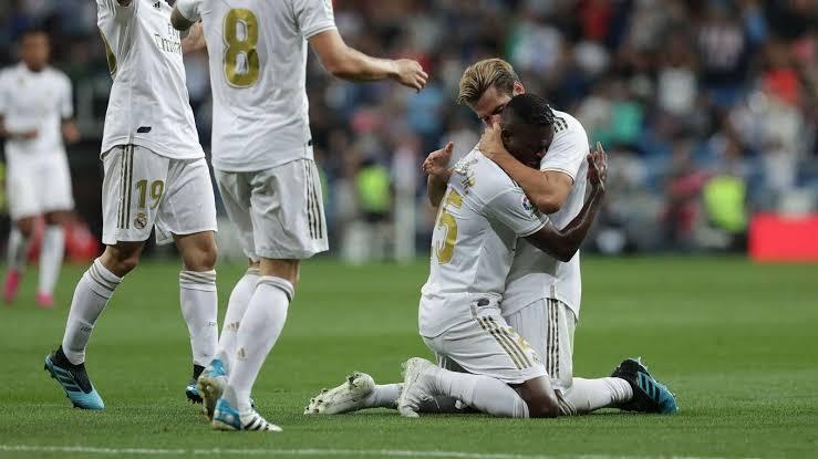 نتيجة مباراة ريال مدريد ضد سيلتا فيجو