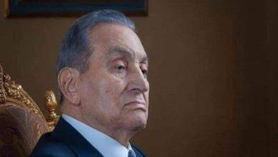 الرئيس الأسبق محمد حسنى