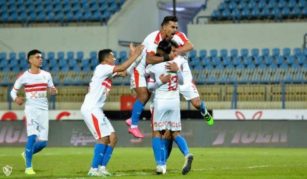 فيديو  أهداف مباراة الترجي والزمالك في كأس السوبر الأفريقي
