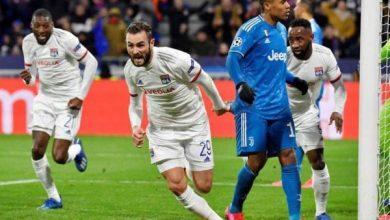 Photo of فيديو اهداف مباراة ليون ويوفنتوس اليوم الأربعاء 2020-02-27
