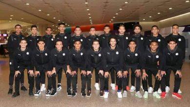 صورة موعد مباراة منتخب مصر للشباب في كأس العرب اليوم
