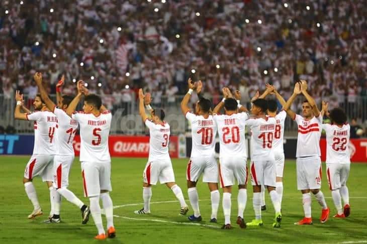 تشكيل الزمالك لمباراة الترجي التونسي في دوري أبطال إفريقيا