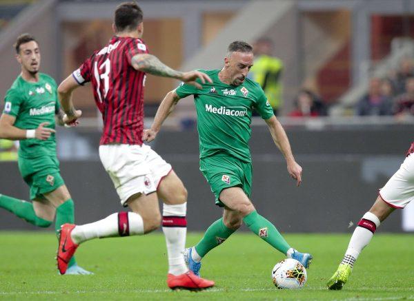 مشاهدة مباراة فيورنتينا ضد ميلان بث مباشر 22-02-2020