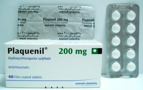 دواء بلاكنيل Plaquenil لعلاج فيروس كورونا الجديد بعد الملاريا