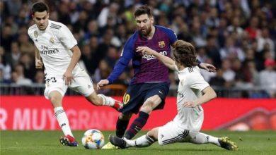 موقع ايجي ناو للبث المباشر للمباريات ريال مدريد وبرشلونة ايجي سبورت للبث المباشر للمباريات