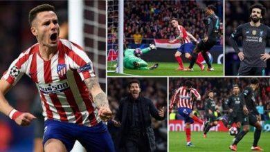 موعد مباراة ليفربول ضد أتلتيكو مدريد والقنوات الناقلة