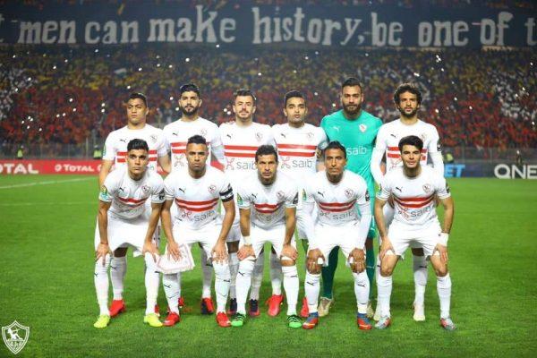 موعد مباراة الزمالك والرجاء البيضاوي في ذهاب نصف نهائي دوري أبطال أفريقيا والقنوات الناقلة