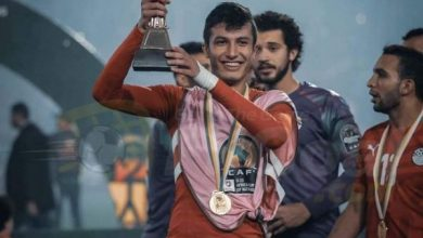 Photo of رسمياً.. أسامة جلال يوقع عقود انضمامه للنادى الأهلي