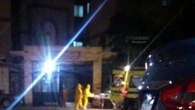 Photo of صور: أول حالة فيروس كورونا في بورسعيد