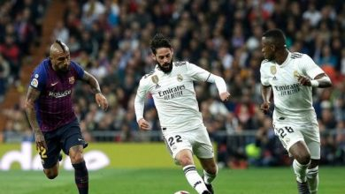 ELOSTORA HD مشاهدة مباراة ريال مدريد وبرشلونة بث مباشر اليوم الأحد 01-03-2020 دوري الإسباني يلا شوت plus REAL MADRID vs Barcelona
