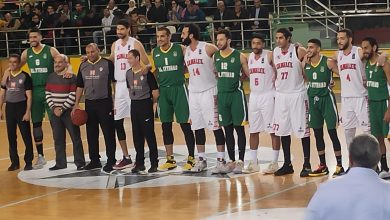 صورة الاتحاد السكندري يبدع و يفوز على الزمالك في قمة السلة